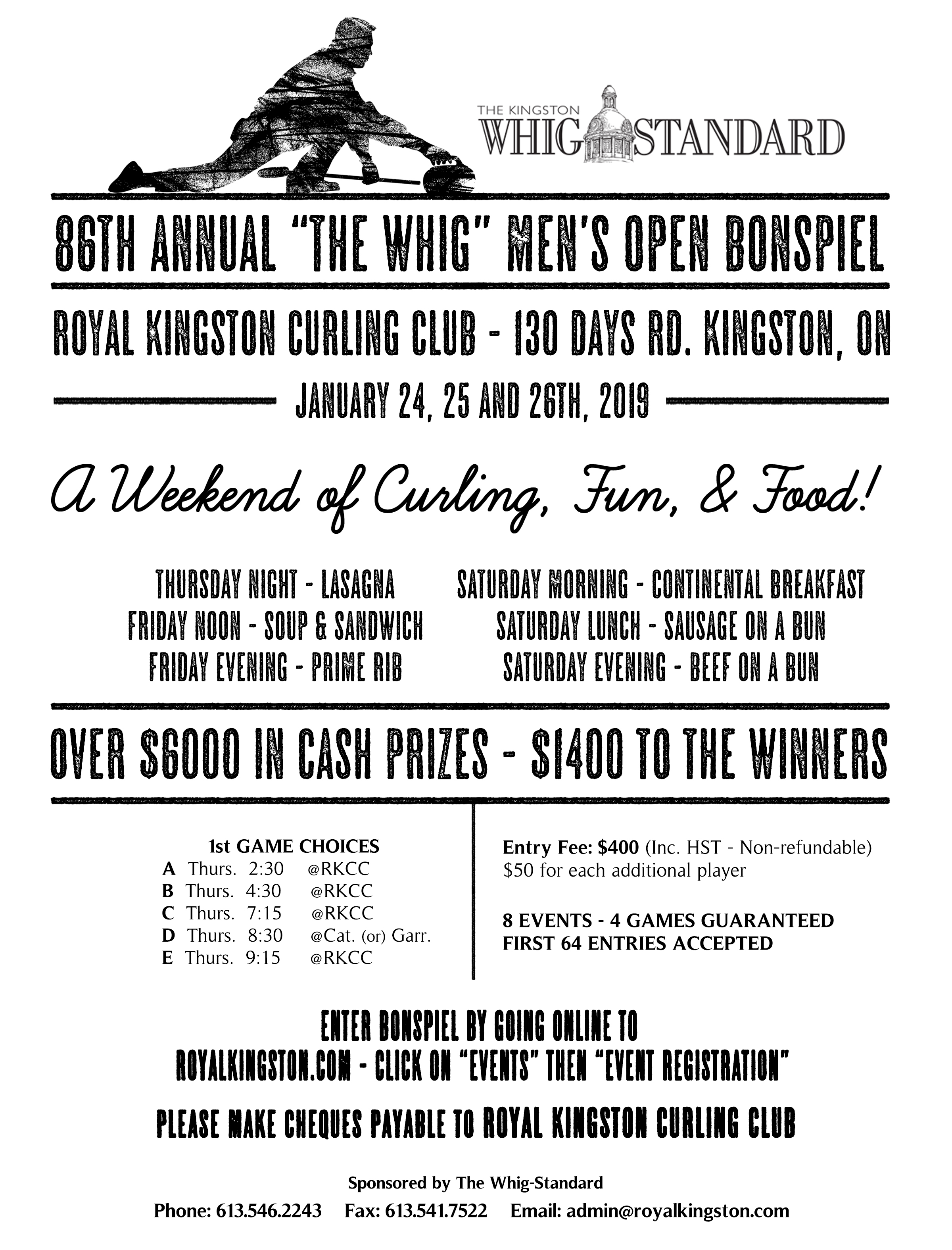 Whig curling2019